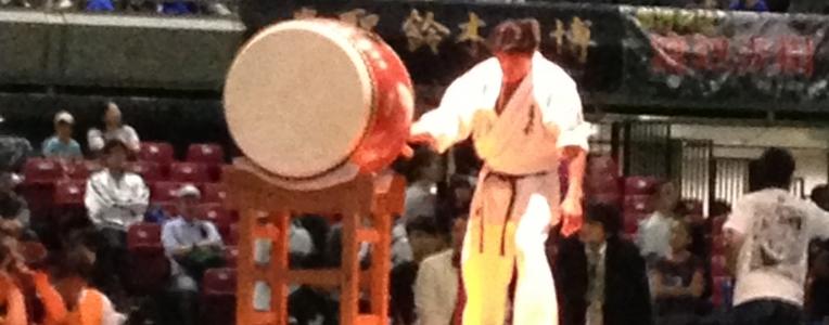 Taiko dobszó - kezdődik a küzdelem